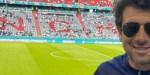 Patrick Bruel en célibataire à Munich pour soutenir les bleus, sa campagne ignorée (photo)