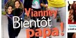 Vianney bientôt papa - Catherine Robert enceinte de cinq mois (photo)
