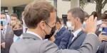 Yann Barthès - Emmanuel Macron giflé - Des images inédites dans Quotidien (vidéo)