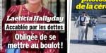 Embêtée par le fisc,  Laeticia Hallyday lance un appel aux fans