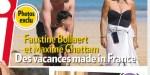 Faustine Bollaert en famille en Côtes d'Armor, le secret des vacances réussies