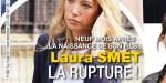 Huit mois après la naissance de Léo, Laura Smet face à la rupture