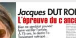 Jacques Dutronc face à l'épreuve du cancer - inquiétante confidence de Françoise Hardy