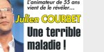 Julien Courbet face à un drame familiale : sa mère décédée de la maladie d'Alzheimer