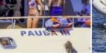 Kylian Mbappé, c'est chaud à Ibiza, entouré de cinq créatures de rêve