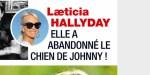 Laeticia Hallyday abandonne Santos, le chien de Johnny, un acteur hollywoodien à son secours