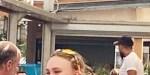 Lily-Rose Depp débusquée dans le Sud de la France, vacances discrètes avec Vanessa Paradis