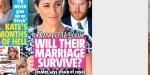 Meghan Markle, point de non-retour avec le prince Harry, leur couple ne survivra pas, la duchesse  exigeante