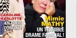 Mimie Mathy inconsolable, après un terrible drame familial