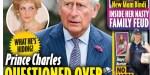 Prince Charles en pleine panique - L'enquête sur la mort de Diana relancée (photo)