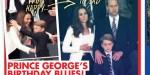 Prince George en détresse avant son anniversaire, Kate Middleton et William s'inquiètent