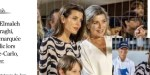 Charlotte Casiraghi, pas d'improvisation, accord secret avec Gad Elmaleh avec leur fils