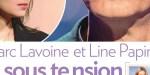 Fâchée avec Marc Lavoine, Line Papin met le cap sur l'Italie, seule, grand événement raté