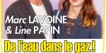 Agacée  par Marc Lavoine,  Line Papin trouve «refuge» chez le fils de Caroline de Monaco
