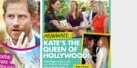 Kate Middleton, accord diabolique avec Reese Witherspoon, elle complique la vie de Meghan Markle