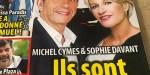 Michel Cymès, Sophie Davant ignorée, précisions sur sa grande croisade