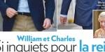 Prince William, la grossesse de Kate Middleton ignorée - L'état de la reine occupe son esprit