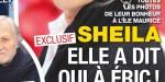 Sheila, mariage secret avec Eric Azhar - Elle brise le silence