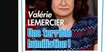 Valérie Lemercier face à une terrible humiliation