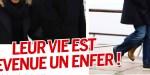 Brigitte et Emmanuel Macron, leur vie devenue un enfer, droit de ses bottes, le Président réplique