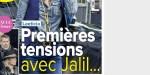 Jalil Lespert, premières tensions avec Laeticia Hallyday à Paris