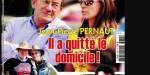 Jean-Pierre Pernaut et Nathalie Marquay, il a quitté le domicile, «la maison va être vide sans toi»