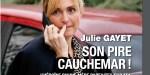 Julie Gayet, son pire cauchemar avec Tadeo et Ezéchiel, ses enfants