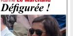 Karine Le Marchand défigurée, révélation sur sa blessure
