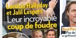 Laeticia Hallyday et Jalil Lespert, retrouvailles à Paris gâchées par une épreuve familiale, les juges s'en mêlent