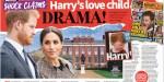 Meghan Markle estomaquée, révélation sur l'enfant caché de Harry, l'hommage de Time gâché