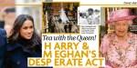 Meghan Markle et le prince Harry, quelle angoisse, face à la triste réalité, coup de poker avec la reine