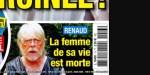 Renaud, deuil enfin surmonté, un homme tout neuf, sa grande annonce