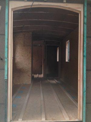 roulotte en bois le goût du bois aménagements isolation