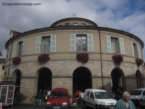 Mairie Ronde-Ambert