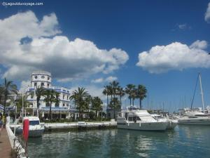 Estepona - Port de plaisance