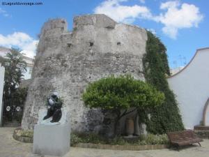 Estepona - Restos del Castillo de San Luis