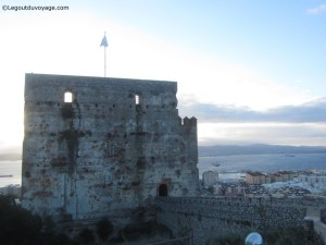 Gibraltar - Tunnels grand siège