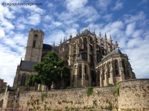 Visiter Le Mans - Cathédrale Saint Julien