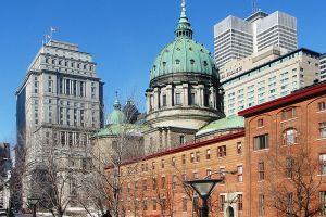 Vacances à Montréal - Centre Ville