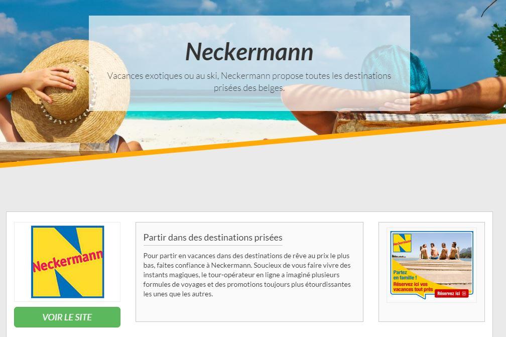 Vacances Info - agences de voyage