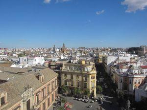 Séville - vue panoramique