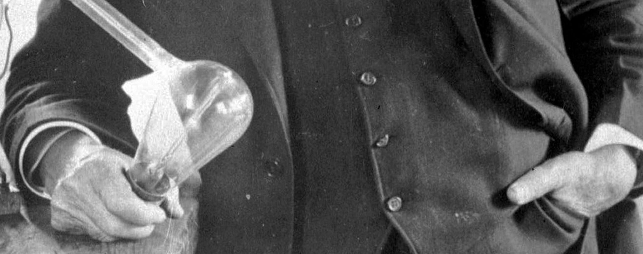 Portrait Thomas Edison