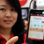 Un portable et un compte bancaire chinois