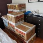 Les cartons sont de retour !