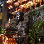 Temples taoïstes à Hong Kong