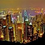 Veille d'un Petit Saut à Hong Kong