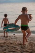Le bonheur à la plage