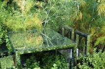 L'un des jardins du festival