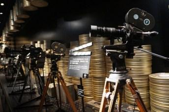 Belle collection de caméras anciennes