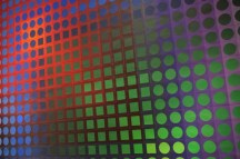 1967-1968 : Ombre - Victor Vasarely